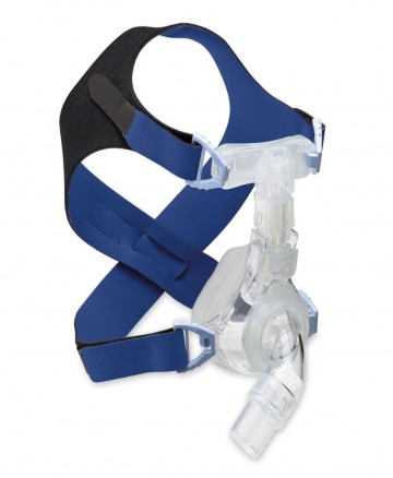 EasyFit Silicone/Gel Nasal CPAP Mask with Headgear
