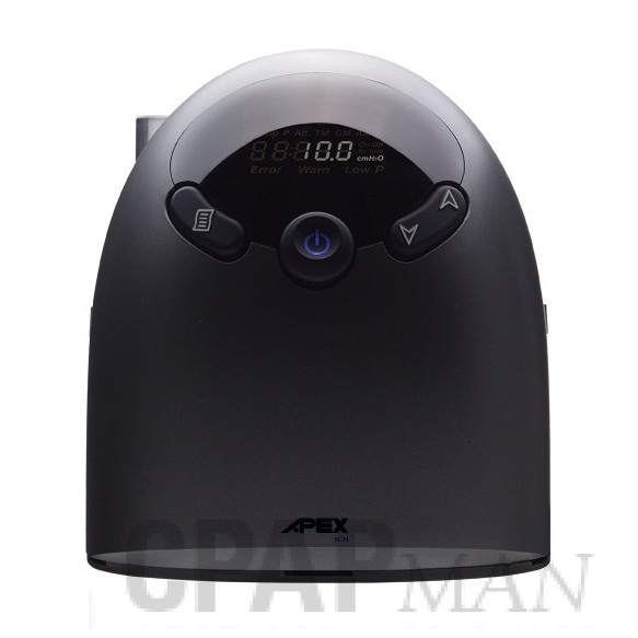 iCH Auto Portable CPAP Machine with Heated Humidifier