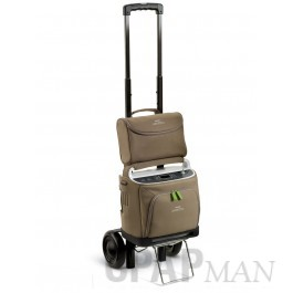 SimplyGo Mobile Oxygen Concentrator Cart by Philips