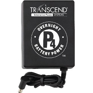 Transcend P4 Overnight Lithium-ion Battery System