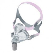 Quattro FX for Her Full Face Mask System with Headgear