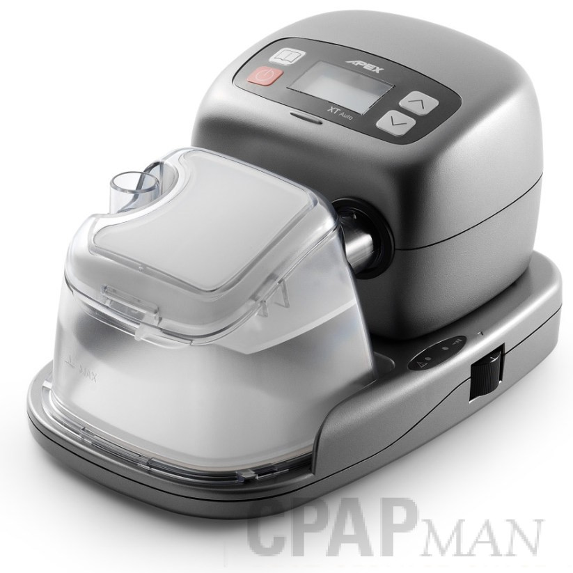 XT Prime CPAP Machine with Heated Humidifier