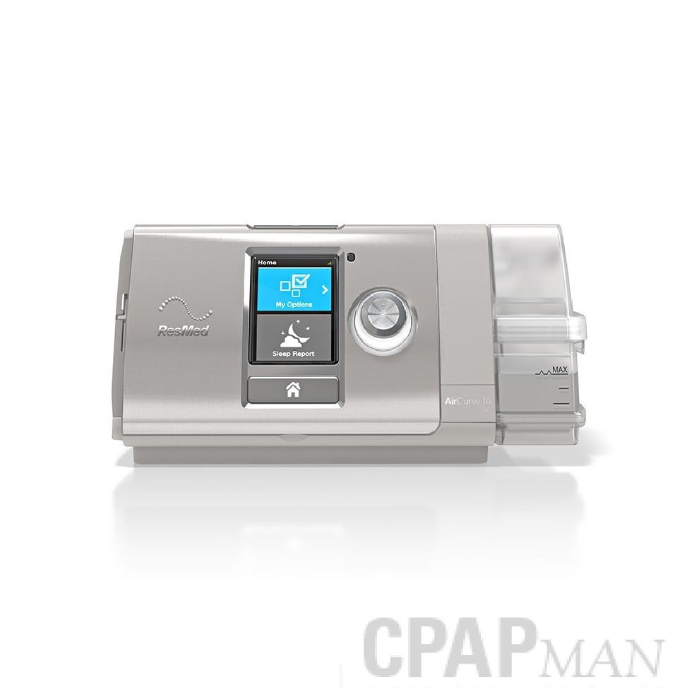 ResMed AirCurve 10 VPAP ST with HumidAir/Heated Tube