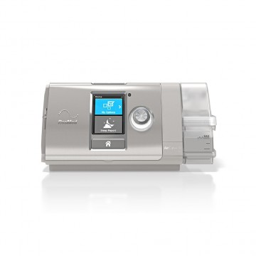 AirCurve 10 VPAP ST with HumidAir Humidifier and ClimateLineAir Heated Tube