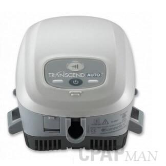 Transcend Portable Auto CPAP Machine w/ EZEX Pressure Relief