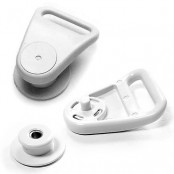 Philips Respironics Magnetic Headgear Clips for Wisp CPAP Masks