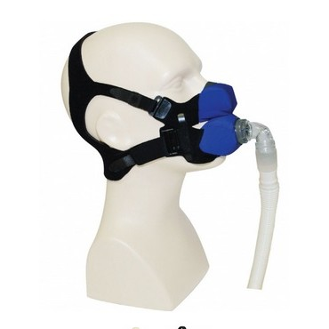 Circadence Anew Soft Cloth Full Face CPAP Mask