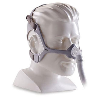 Wisp Nasal CPAP Mask with Headgear from Respironics