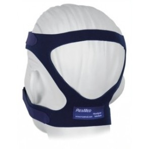 ResMed Universal Headgear for Mirage Masks, ResMed Blue Color