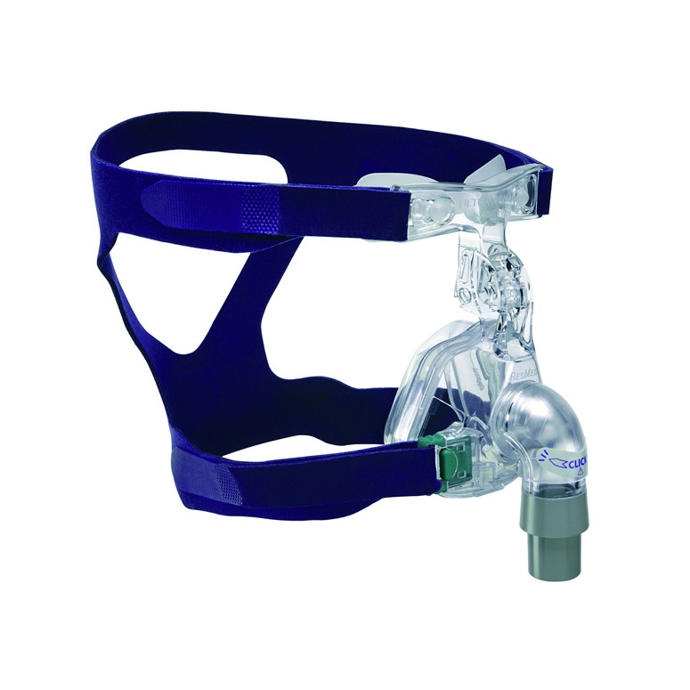 Ultra Mirage™ II Nasal CPAP Mask with Headgear and Cushion from ResMed