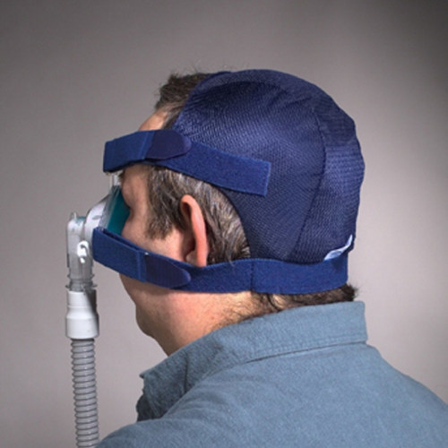 Respironics Dark Blue Mesh SoftCap