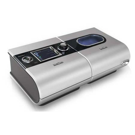 S9 Elite™ CPAP Machine with Heated Humidifier and ClimateLine Tubing from ResMed