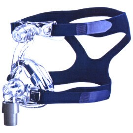 Mirage Activa™ LT Nasal CPAP Mask with Headgear from ResMed