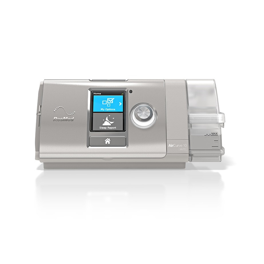 AirCurve 10 VPAP Auto with HumidAir Humidifier from ResMed