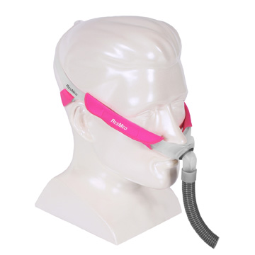 Swift™ FX for Her Nasal Pillows System with Headgear from ResMed