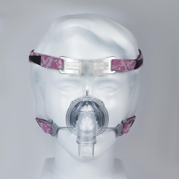 Lady Zest Q Nasal CPAP Mask with Headgear from Fisher & Paykel