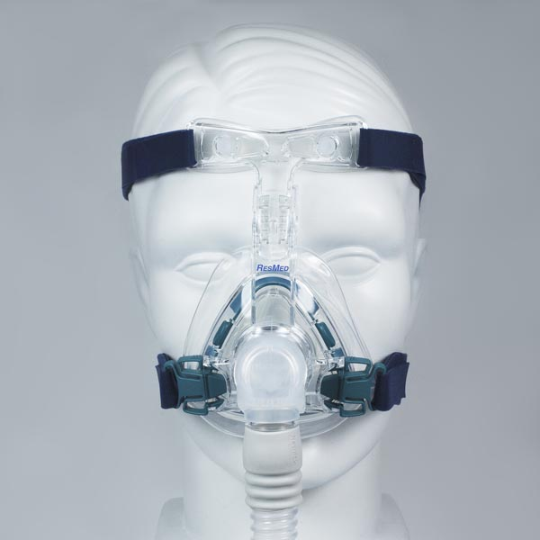 Mirage Activa™ Nasal CPAP Mask with Headgear from ResMed