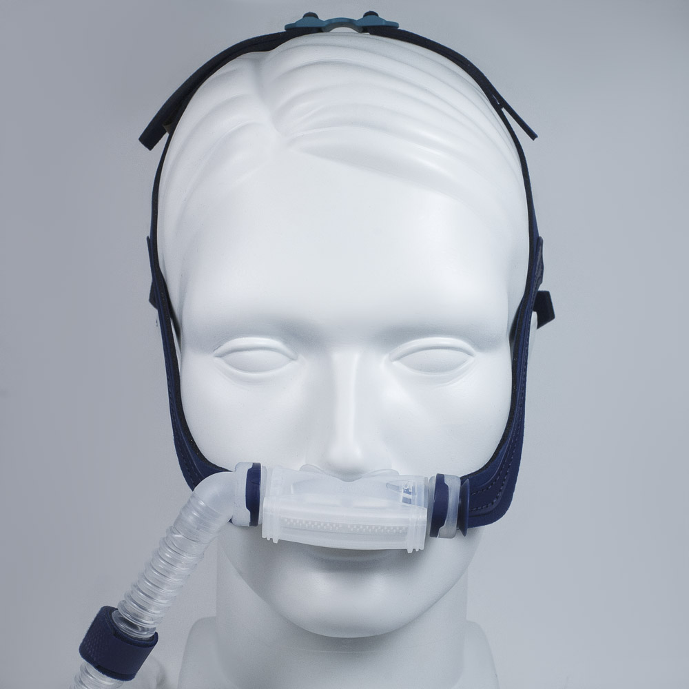 Mirage Swift™ II Nasal Pillow System with Headgear from ResMed