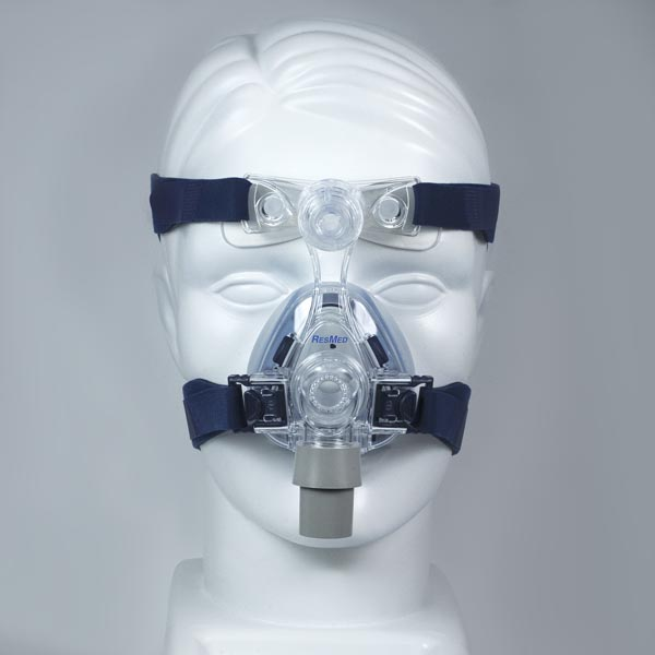 Mirage™ SoftGel Nasal CPAP Mask with Headgear from ResMed