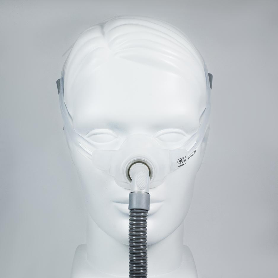 Swift™ FX Nano Nasal CPAP Mask with Headgear from ResMed