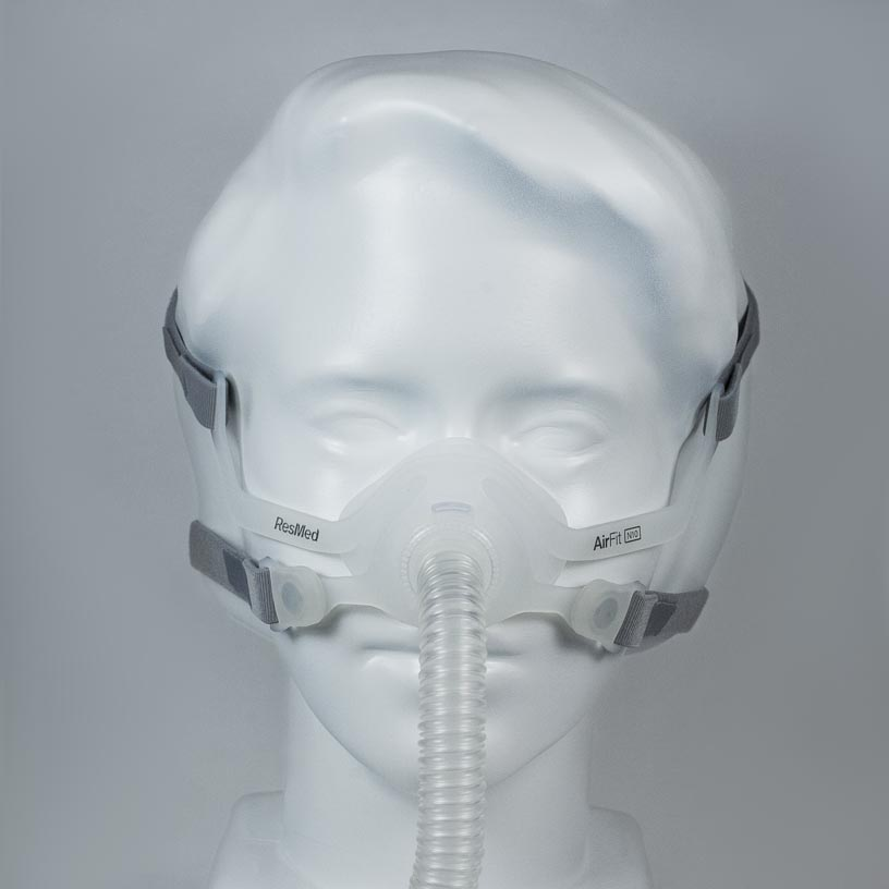 AirFit™ N10 for Her Nasal CPAP Mask with Headgear from ResMed