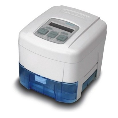 IntelliPAP™ Standard Plus CPAP Machine with Heated Humidifier and Air Tubing from DeVilbiss