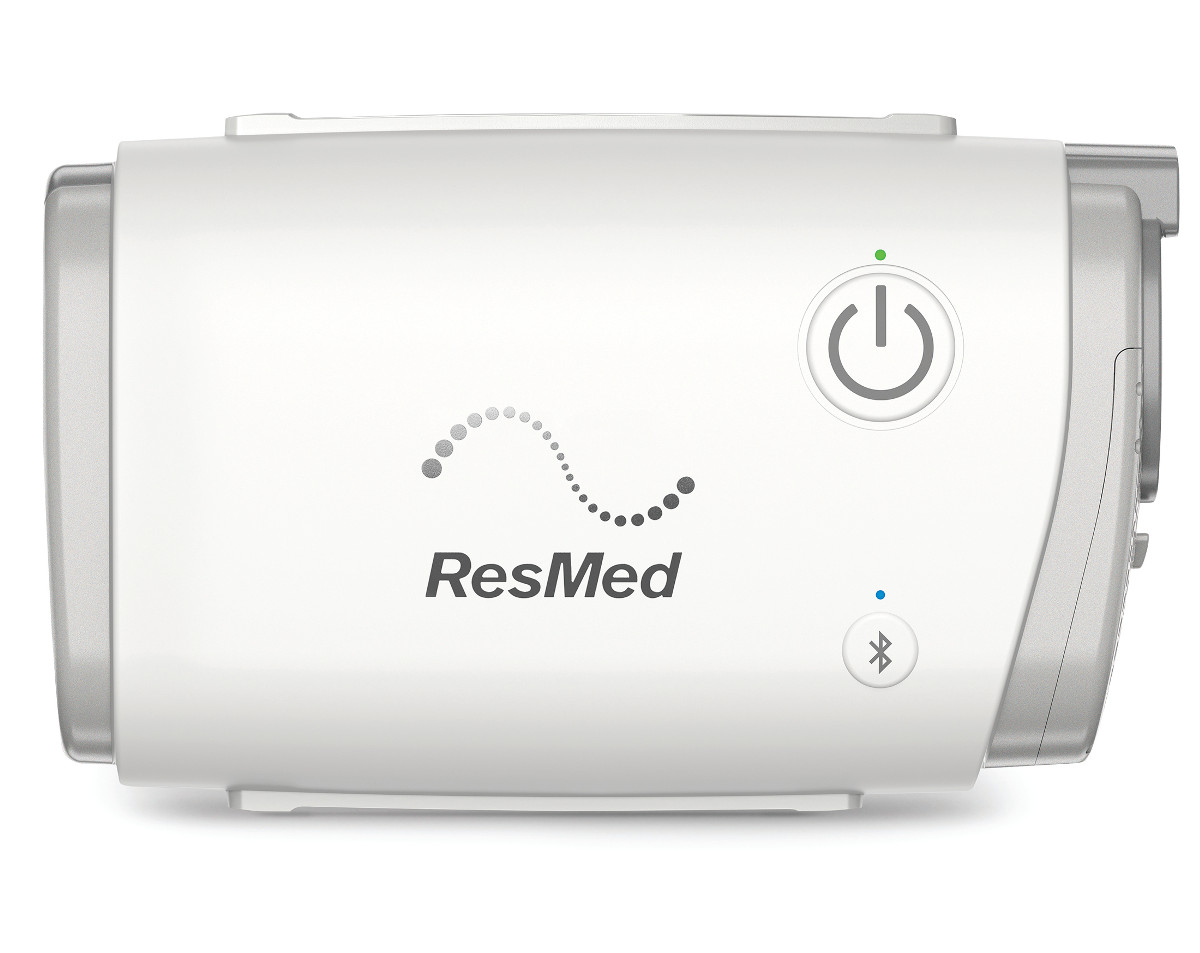 Resmed Airmini Autoset Travel Cpap Machine W Free Mask