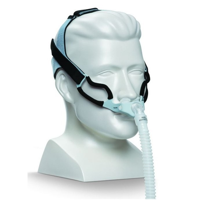 GoLife for Men FitPack with Mask, Headgear from Respironics