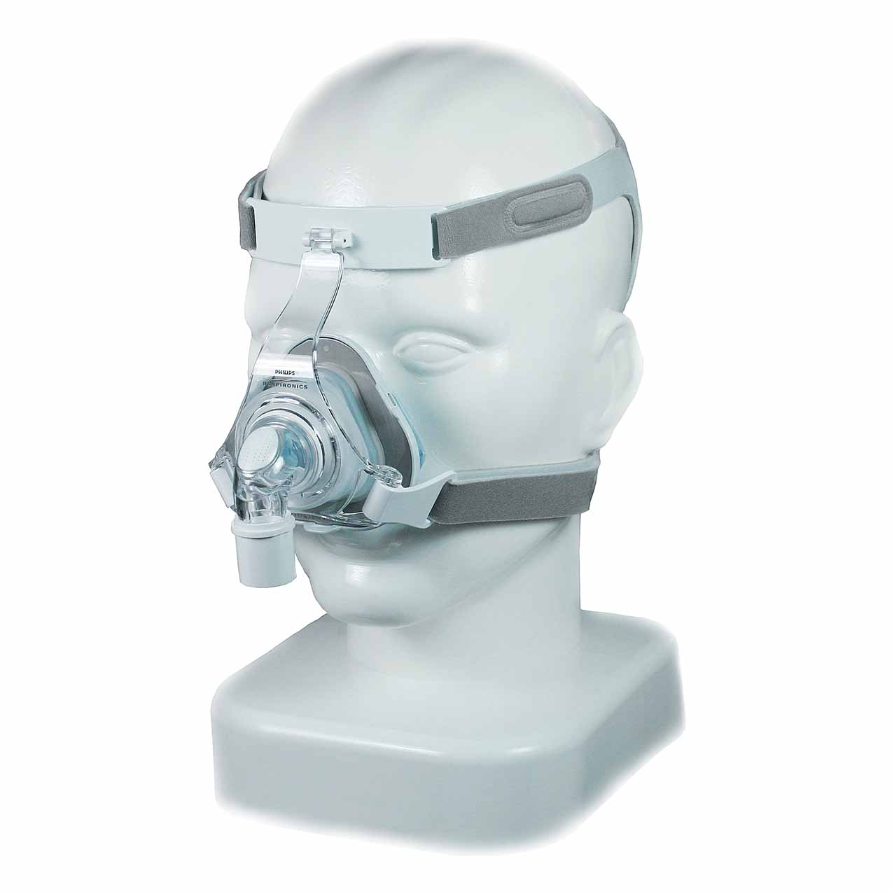 TrueBlue Gel Nasal CPAP Mask with Headgear from Respironics