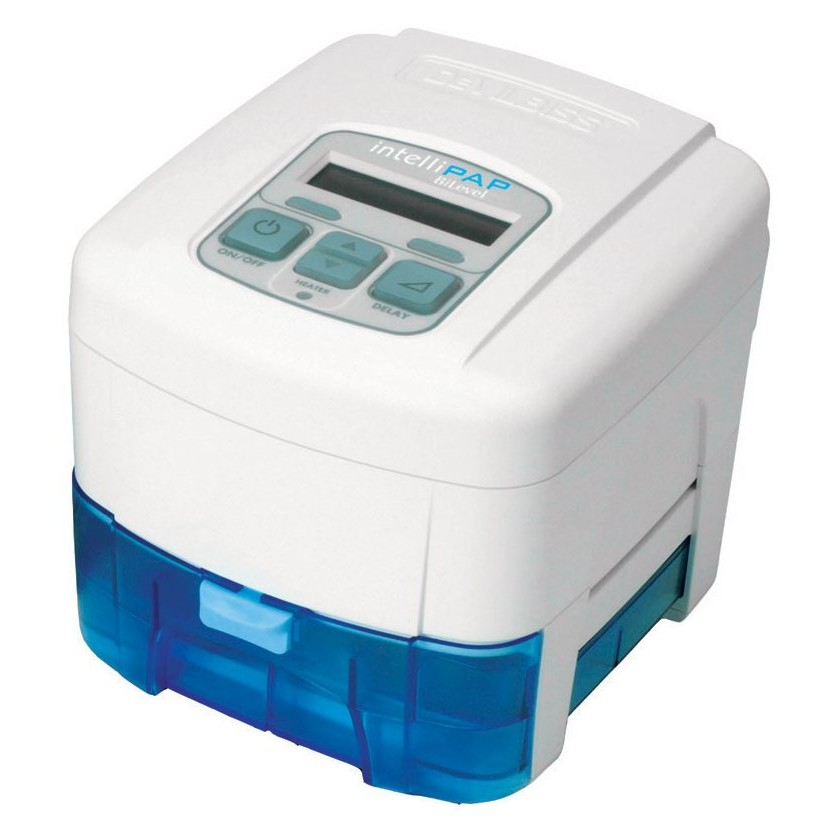 DeVilbiss IntelliPAP™ Auto Bi-level with Heated Humidifier