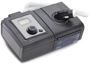 System One DS560 REMstar Auto CPAP with Heated Humidifier and Heated Tubing from Respironics